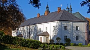 Klasztor w Borku